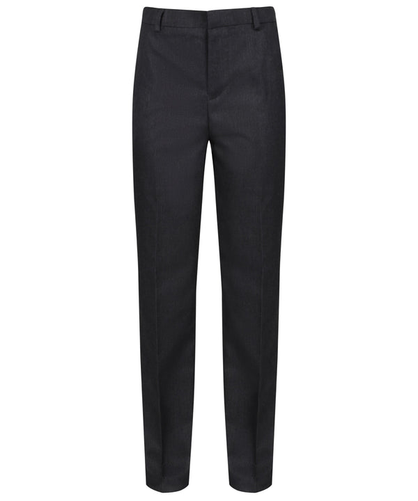 BT24 Junior Boys Slim Fit Trouser - Harrow Grey