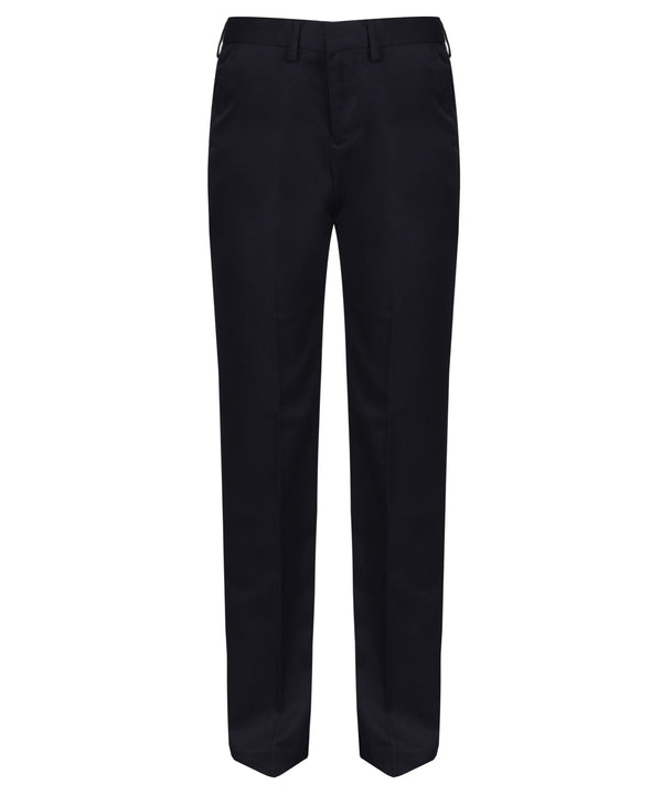 BT24 Junior Boys Slim Fit Trouser - Navy
