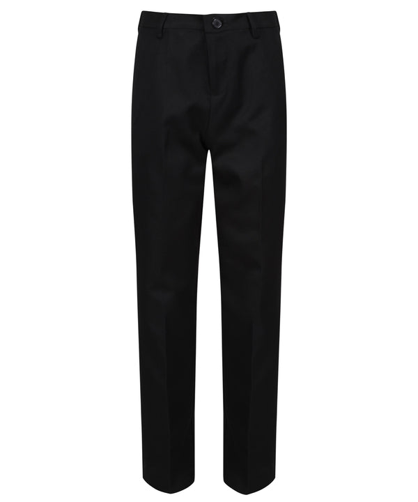 BT25 Junior Boys Regular Fit Trouser - Black
