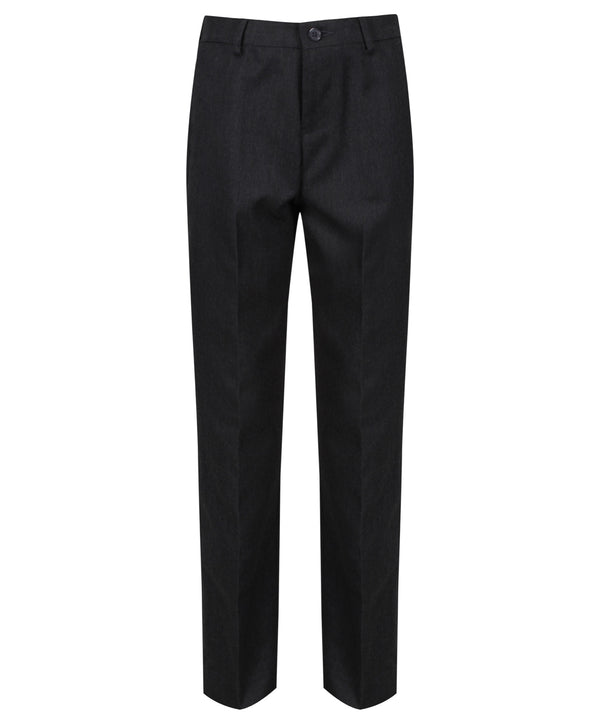 BT25 Junior Boys Regular Fit Trouser - Charcoal
