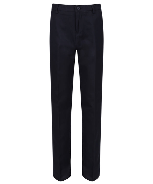 BT25 Junior Boys Regular Fit Trouser - Navy