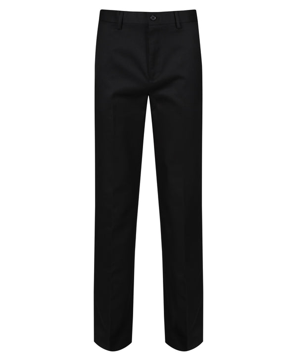 BT8 Senior Boys Trouser - Black