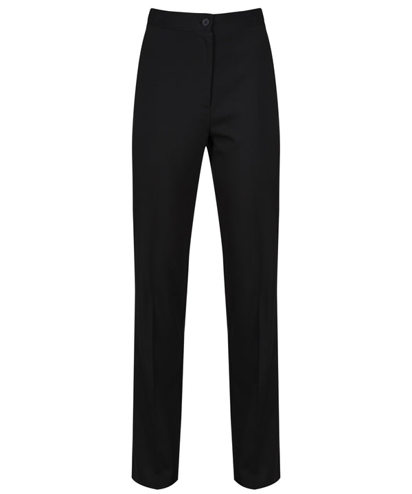 GTR415 - Senior Girls Trouser - Slim Cut - Black