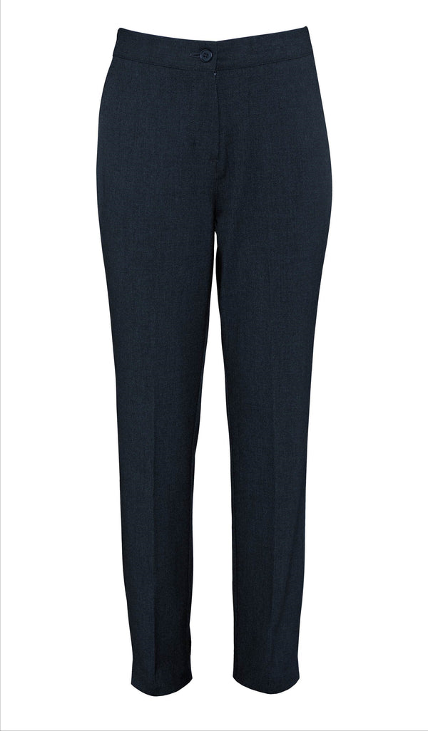 GTR430 Junior Girls Slim Fit Trouser - Navy