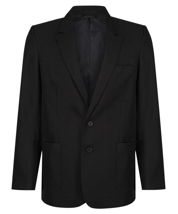 KB1L Kempsey Boys Long Fitting Blazer - Black