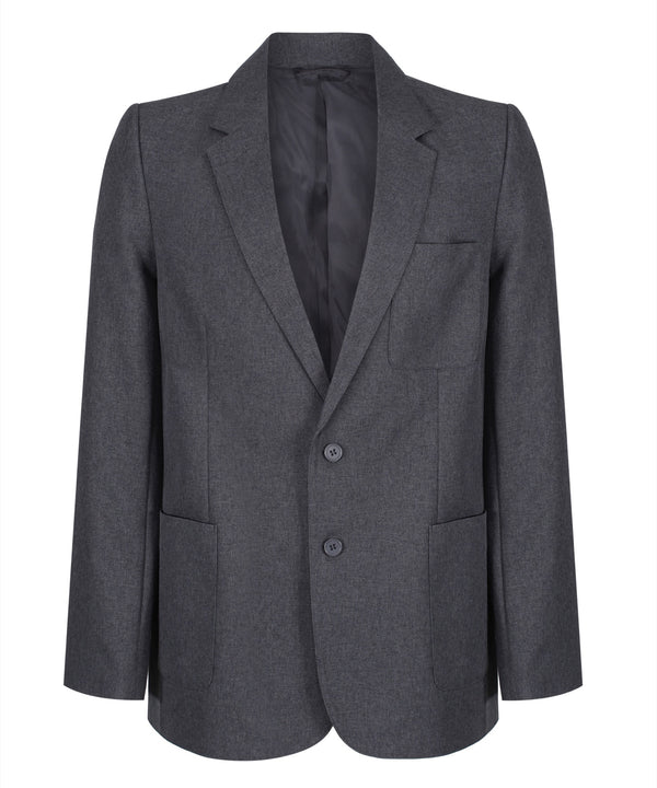 KB1R Kempsey Boys Blazer - Regular - Slate Grey
