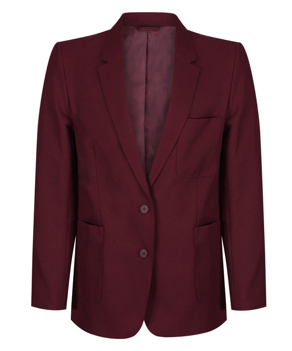 KG2R Kempsey Girls Blazer - Regular - Maroon