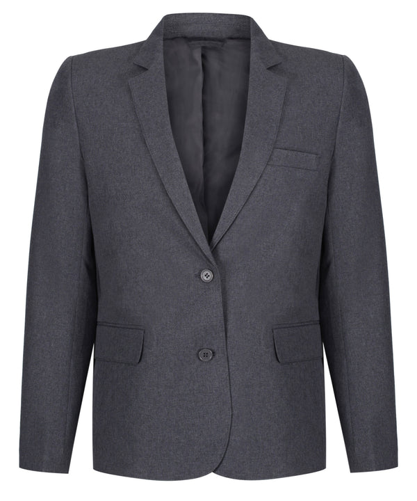 KG4T Knightsbridge Girls Blazer - Slate Grey