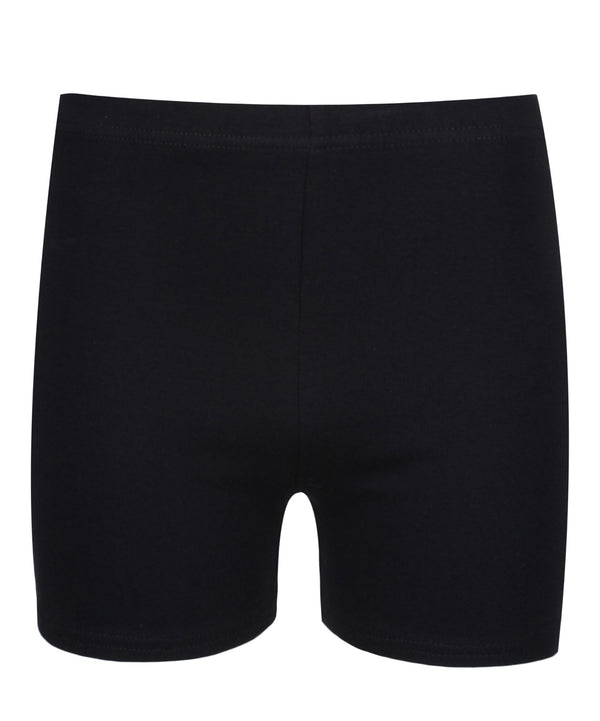 CS1 Cycling Short - Long Leg - Black