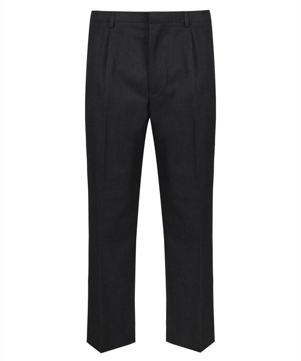 T263 Junior Boys Trouser - Sturdy Fit - Charcoal