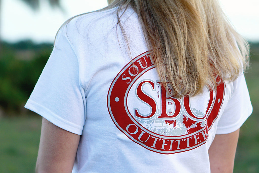 SBO Crimson and Grey Short Sleeve