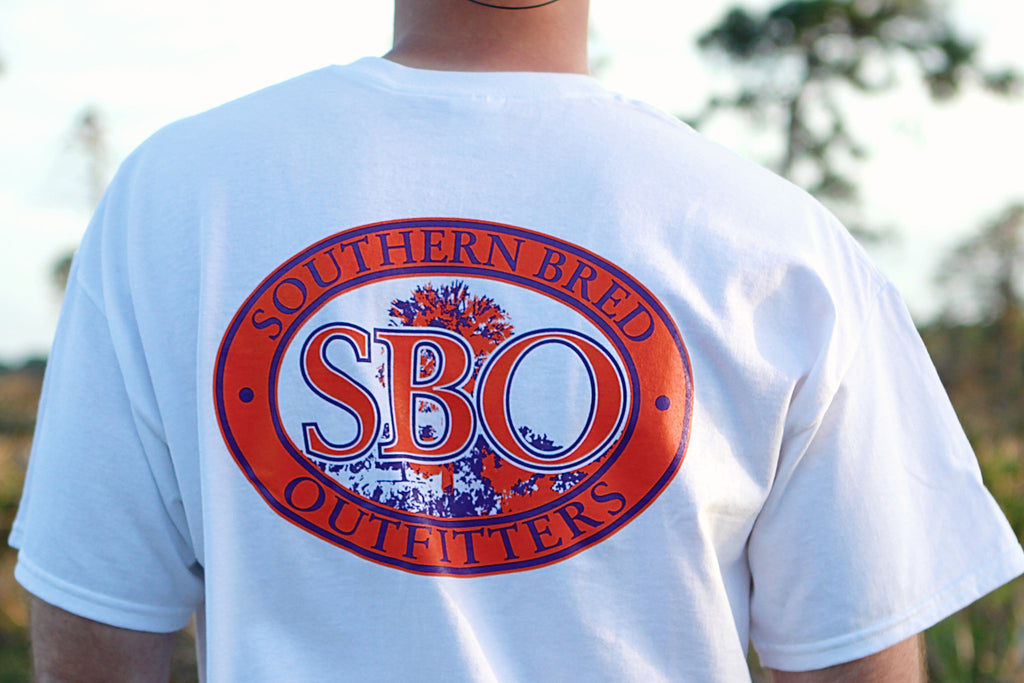 SBO Orange and Purple Short Sleeve