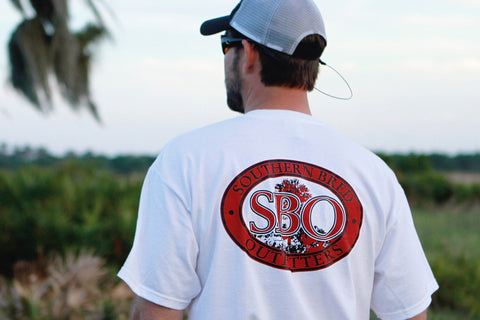 SBO Black and Red Short Sleeve