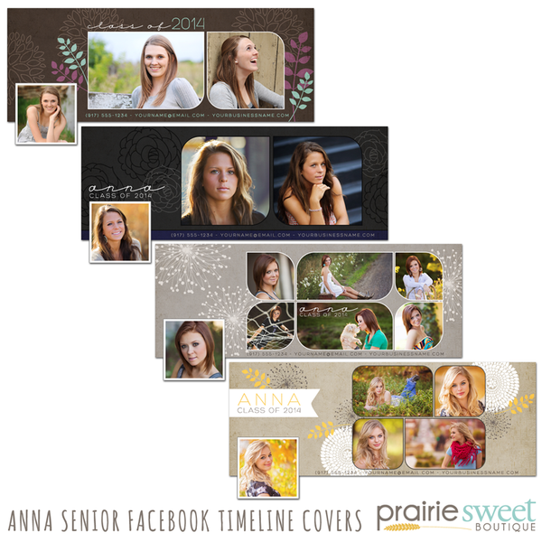 Anna Senior Facebook Timeline Covers