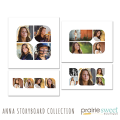 Anna Storyboard Collection