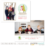 Christmas Whimsy Volume 2 Holiday Card Collection