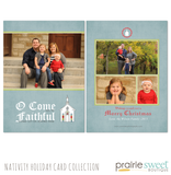Nativity Holiday Card Collection