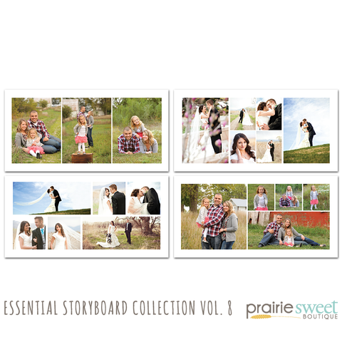 Essential Storyboard Collection Vol. 8