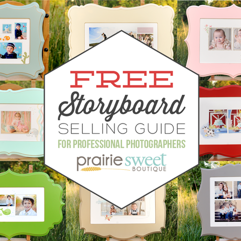 FREE E-BOOK: The Storyboard Selling Guide