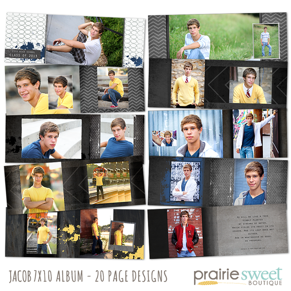 Jacob 7x10 Album