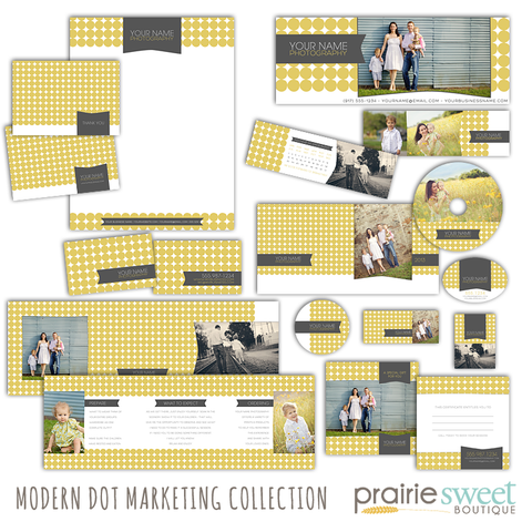 Modern Dot Marketing Collection