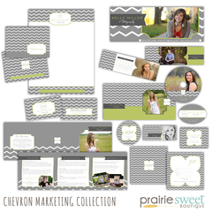 Chevron Marketing Collection