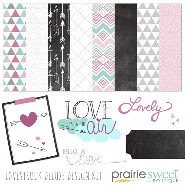 Lovestruck Deluxe Design Kit