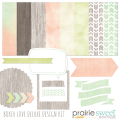 Bokeh Love Deluxe Design Kit