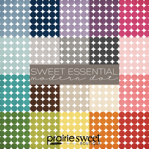 Sweet Essential Modern Dot Digital Paper Collection