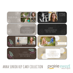 Anna Senior Rep Cards