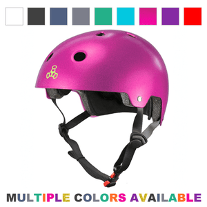 Triple 8 Brainsaver Dual Certified Helmet