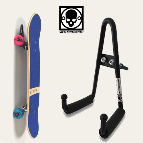 Grab & Go Wall Hanger - Skateboard Stand