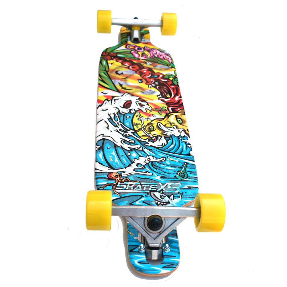 SkateXS Longboard for Kids