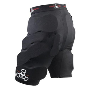 Triple 8 Bumsaver Kids Skateboard Padded Shorts
