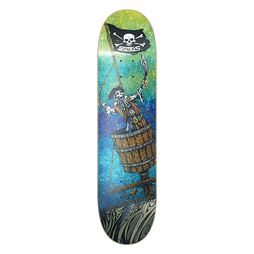SkateXS Pirate - Deck Only