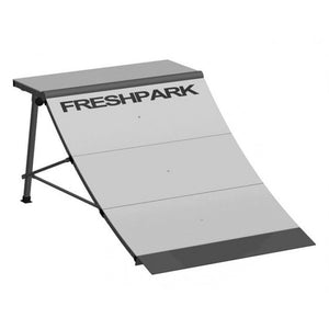 Freshpark Skateboard Quarter Pipe