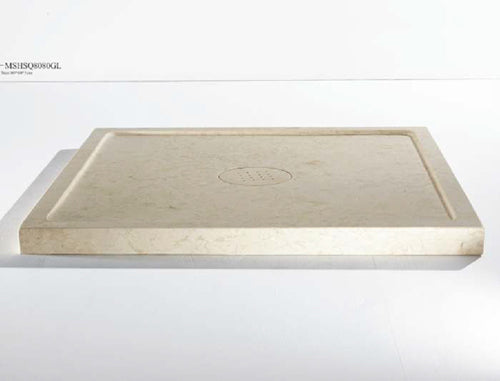 Designer Vanity Shower Tray Waterock By Salubre - Buma India