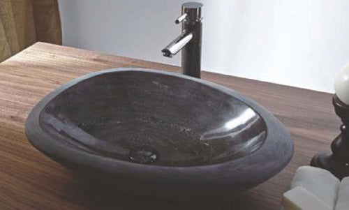 Lay-on Wash Basin. Waterock® by Salubre®