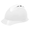 ERB Hard Hat Americana Vented Cap Style Ratchet White 19451