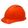 ERB Hard Hat Americana Vented Cap Style Ratchet Hi-Viz Orange 19455