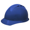 ERB Hard Hat Americana Vented Cap Style Ratchet Blue 19456