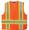 S25 ANSI Class 2 DOT Hi-Viz Vest Mesh Orange 61763