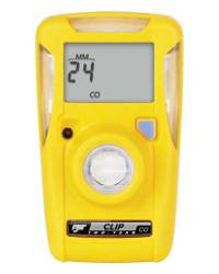 BW Clip Monitor  2YR H2S / Date Logging & Internal Vibration Alarm Range 5-10ppm