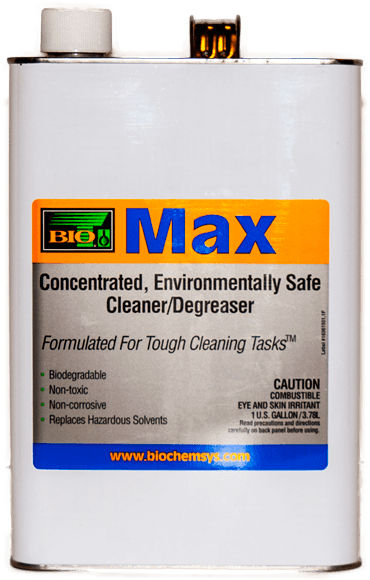 Bio T Max Cleaner + Degreaser