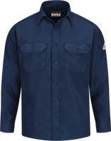 Bulwark Men's Lightweight Nomex FR Uniform Shirt