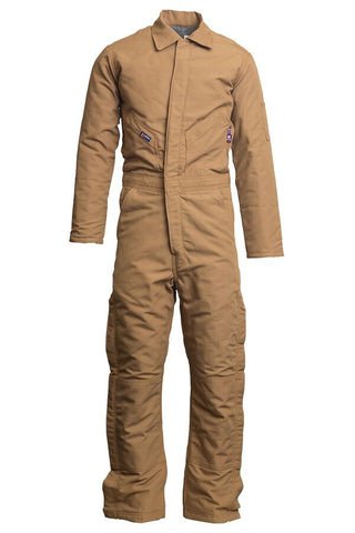 LAPCO Insulated FR Coverall 12oz. 100% Cotton Duck