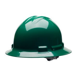 NEORIG Forrest Green Hard Hat-4pt. Ratchet Suspension
