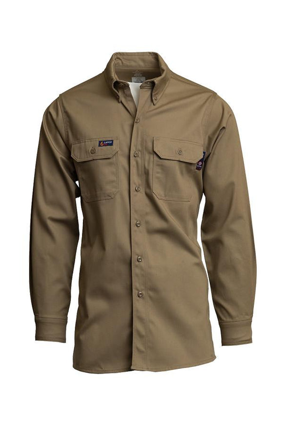 LAPCO FR 7 oz. 100% Cotton Uniform Shirt