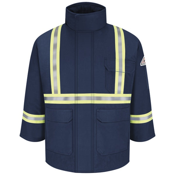 RTI - FR Parka with CSA Compliant Reflective Striping - CAT 3