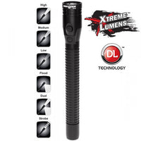 Nightstick NSR-9744XL Xtreme Lumens™ Metal Multi-Function Full-Size Dual-Light™ Flashlight - Rechargeable